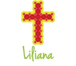 Liliana Bubble Cross