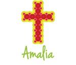 Amalia Bubble Cross