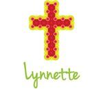 Lynnette Bubble Cross