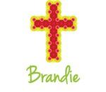 Brandie Bubble Cross