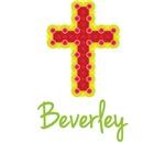 Beverley Bubble Cross