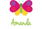Amanda The Butterfly
