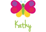 Kathy The Butterfly