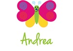 Andrea The Butterfly