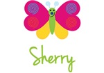 Sherry The Butterfly