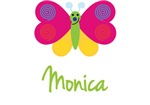 Monica The Butterfly