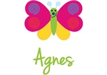 Agnes The Butterfly