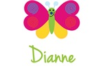 Dianne The Butterfly