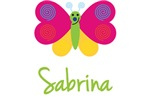 Sabrina The Butterfly