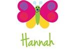 Hannah The Butterfly
