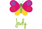 Jody The Butterfly
