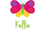 Kellie The Butterfly