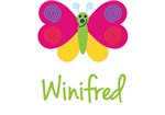 Winifred The Butterfly