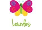 Lourdes The Butterfly