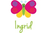 Ingrid The Butterfly