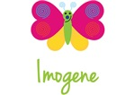 Imogene The Butterfly
