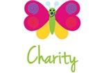 Charity The Butterfly