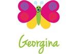 Georgina The Butterfly