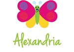 Alexandria The Butterfly