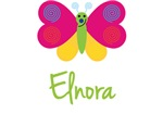 Elnora The Butterfly