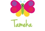 Tameka The Butterfly