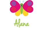 Alana The Butterfly