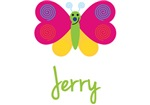 Jerry The Butterfly