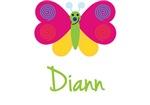 Diann The Butterfly