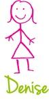 Denise The Stick Girl