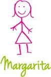 Margarita The Stick Girl