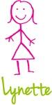 Lynette The Stick Girl