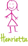 Henrietta The Stick Girl