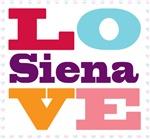I Love Siena