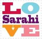 I Love Sarahi