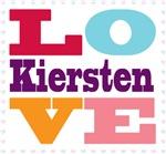 I Love Kiersten