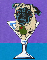 Martini Dog Series