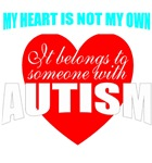 Autism owns my heart