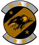 Rat Army Clothing