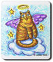 Rambo angel Cat t-shirts and gifts