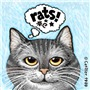 Rats Cat Glib t-shirts and gifts