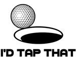 Golf I'd Tap That