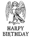 Happy Harpy Birthday