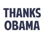 Thanks Barack Obama