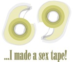 Sex Tape Dispenser 69