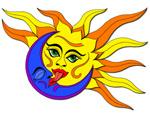 6. Sun & Moon