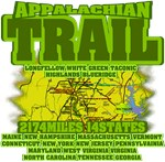 Appalachian Trail hiking T-shirts