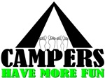Camping T-shirts, Jerseys, Gifts and more.