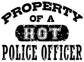 Property of a Hot Police Officer