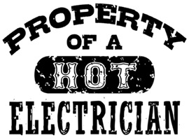 Property of a Hot Electrician