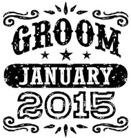 Groom January 2015  t-shirt